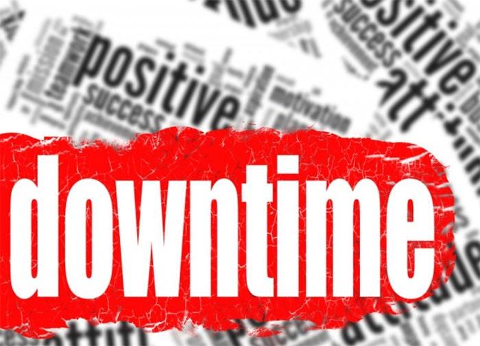 downtime چیست؟