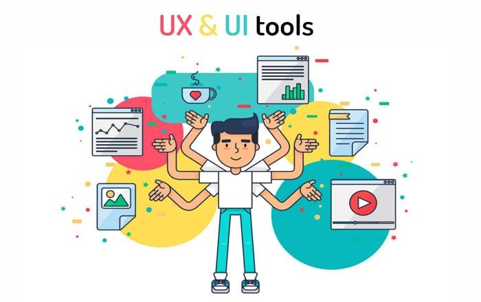 ابزارهای طراحی UX و UI چیست؟