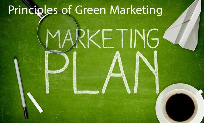اصول بازاریابی سبز