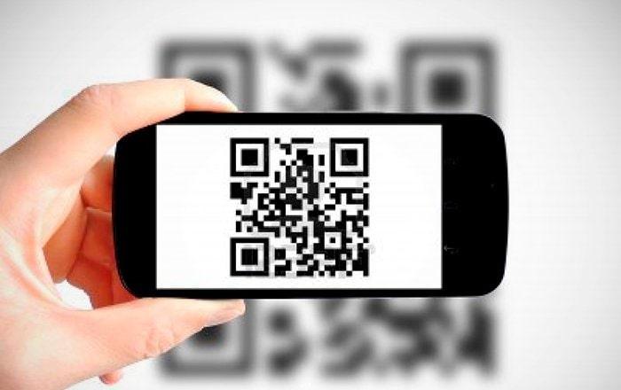 Quick-response barcode (QR codes)