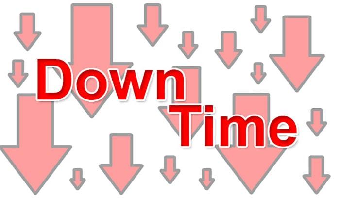 علت عدم دسترسی یا downtime چیست ؟