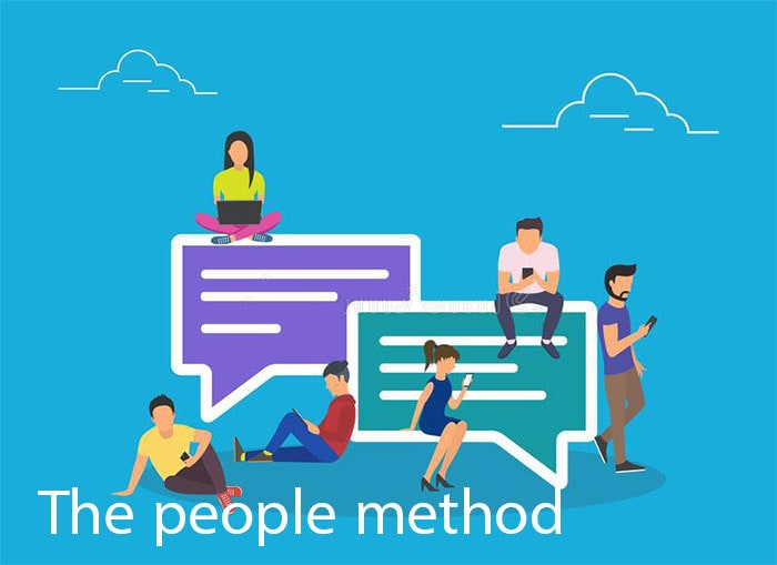 The people method