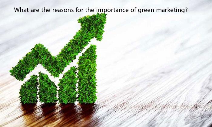 importance of green marketing
