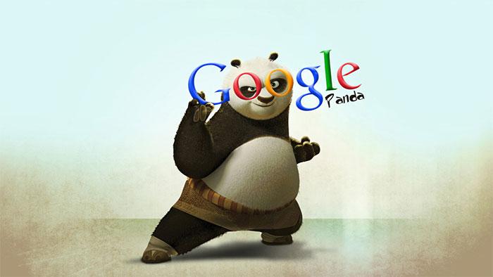 جریمه الگوریتم پاندا گوگل