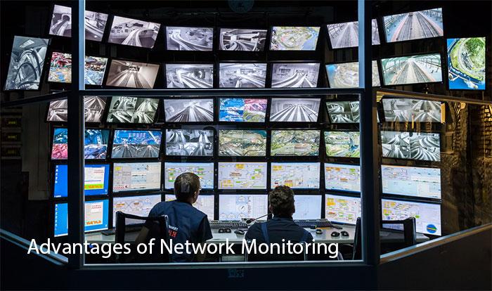 مزایای استفاده از Network Monitoring