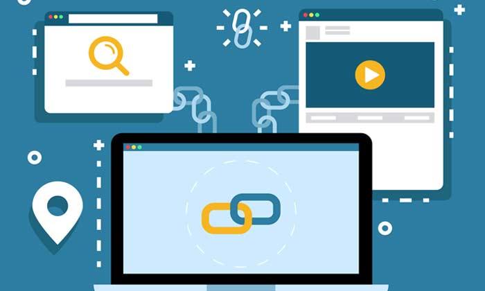 لینک های خروجی هر صفحه از وب سایت را مدیریت کنید