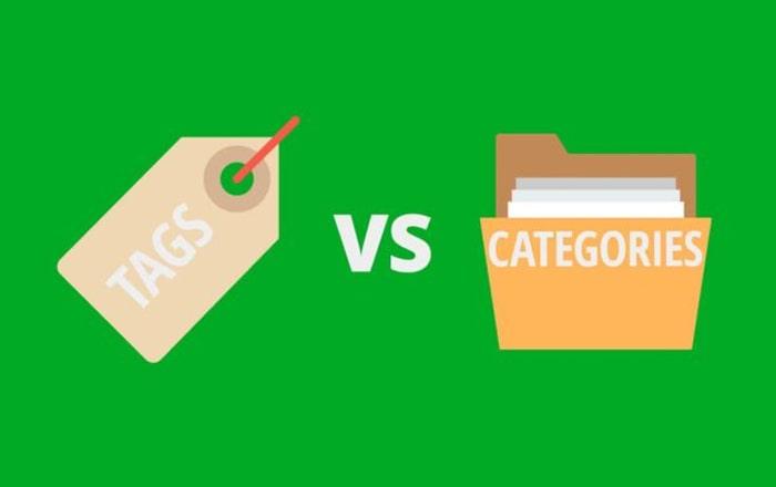 دستهها یا برچسبها،کدامیک در سئوی سایت شما تاثیرگذار است؟