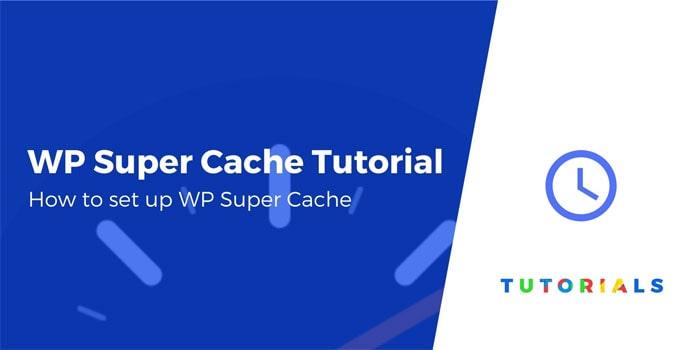 افزونه WP Super Cache