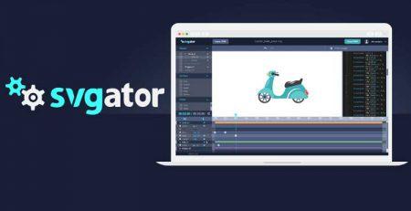 کار با SVGator