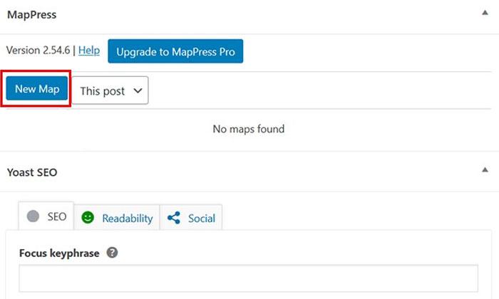 اضافه کردن نقشه گوگل به وردپرس به کمک افزونه