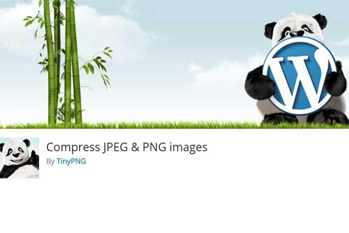 پلاگین Compress JPEG & PNG images