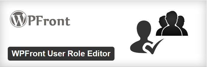 مدیریت نقش های کاربری در وردپرس و تعریف دسترسی با WPFront Role