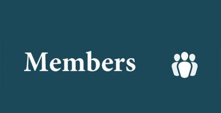 افزونه Members