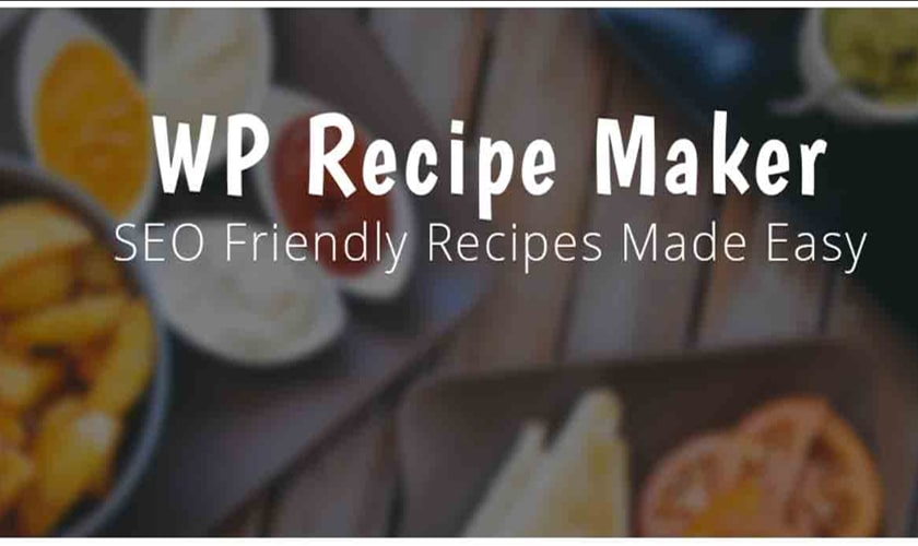 افزونه WP Recipe Maker