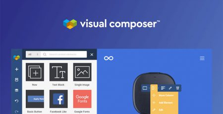 افزونه Visual Composer