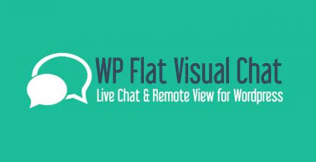 افزونه Flat Visual Chat