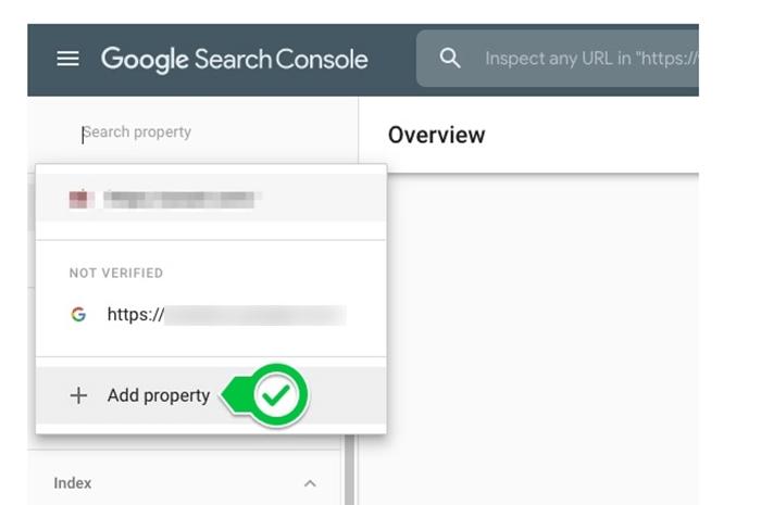 ثبت سایت در گوگل وبمسترتولز