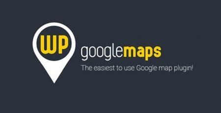 افزونه WP Google Maps