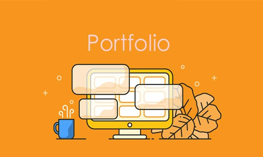 افزونه Visual Portfolio