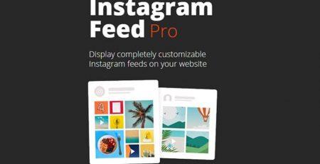 افزونه Instagram Feed