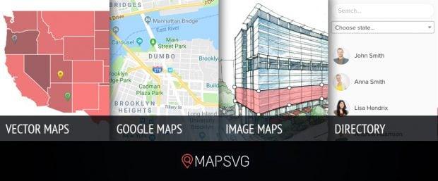 بهترین افزونه های نقشه گوگل وردپرس