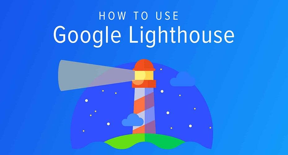 ابزار Google Lighthouse