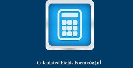 افزونه Calculated Fields Form