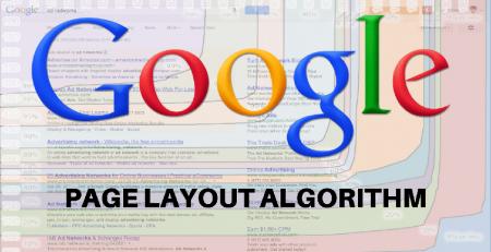 الگوریتم Page Layout گوگل