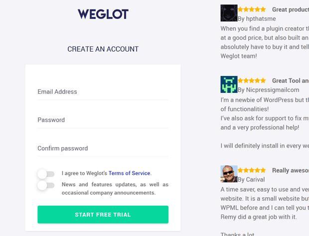 آموزش افزونه Weglot و نحوه چند زبانه کردن سایت در وردپرس
