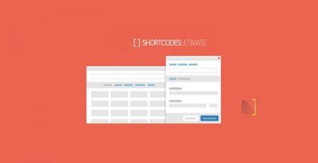 افزونه Shortcodes Ultimate