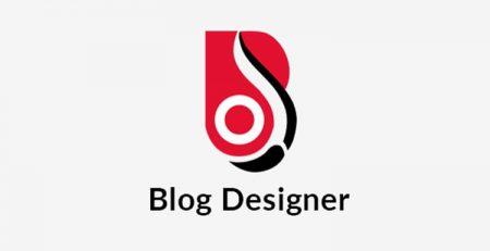 افزونه Blog Designer