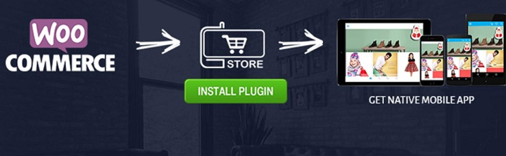 ساخت اپلیکشن برای فروشگاه ووکامرس
