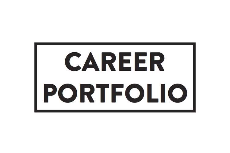 افزونه Career portfolio