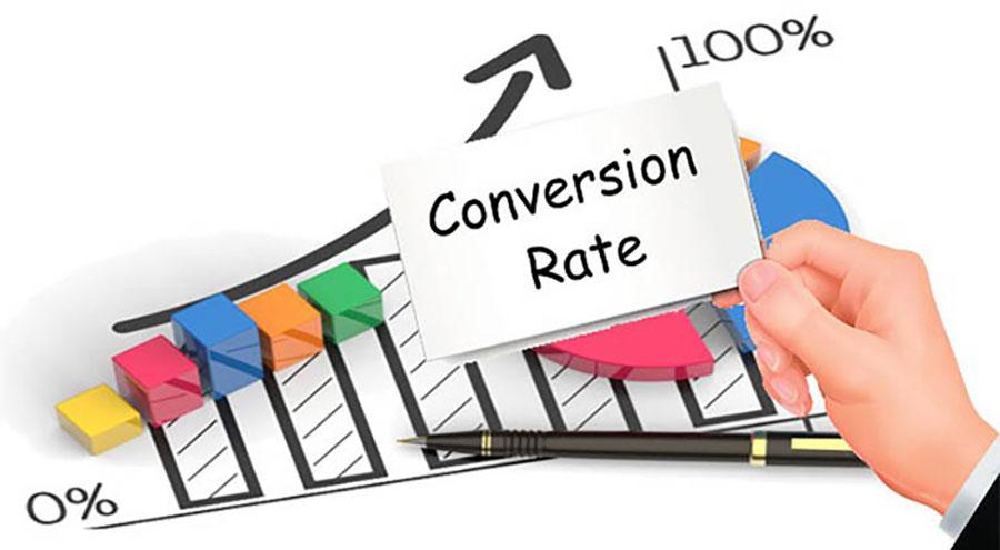 نرخ تبدیل یا Conversion Rate