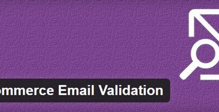 تایید اعتبار ایمیل در ووکامرس