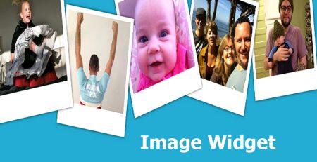 افزونه Image Widget