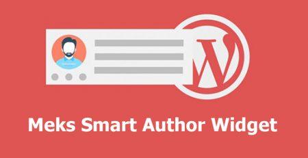 افزونه Meks Smart Author Widget