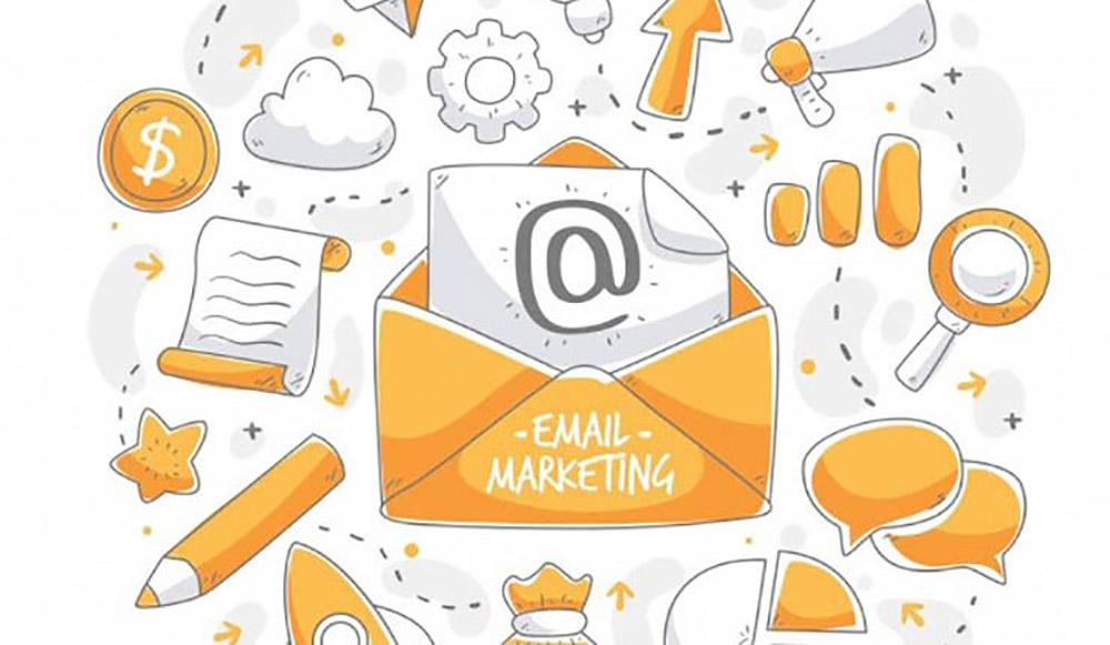 ایمیل مارکتینگ بازار
