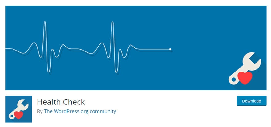 افزونه Health Check  وردپرس چه کاری انجام می دهد؟