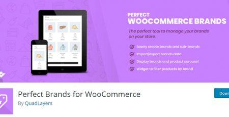 برند تجاری محصولات ووکامرس