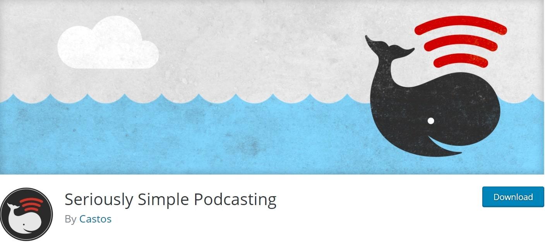 آموزش ساخت پادکست در وردپرس افزونه Seriously Simple Podcasting