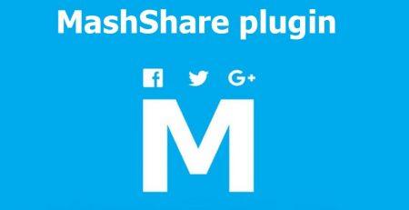 افزونه MashShare