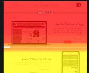 نرم افزار Hotjar