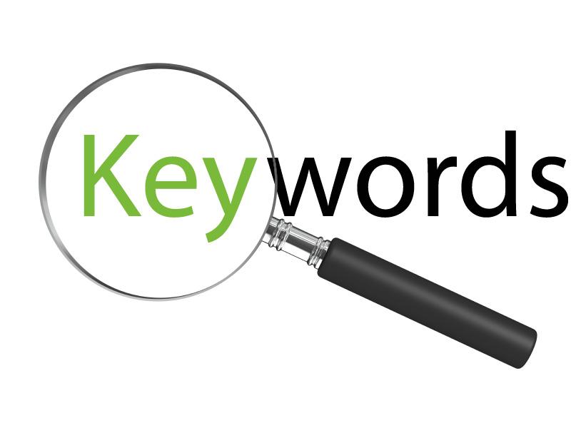یافتن کلمات کلیدی