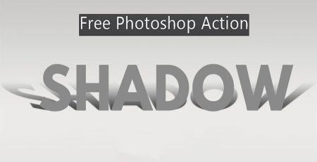 آموزش تصویری ایجاد سایه در فتوشاپ
