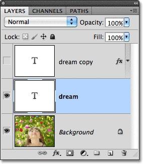 آموزش تفاوت Opacity با Fill در لایه های فتوشاپ