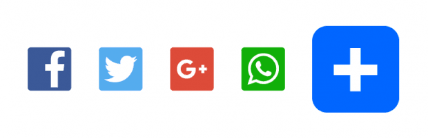 افزونه AddToAny Share Buttons