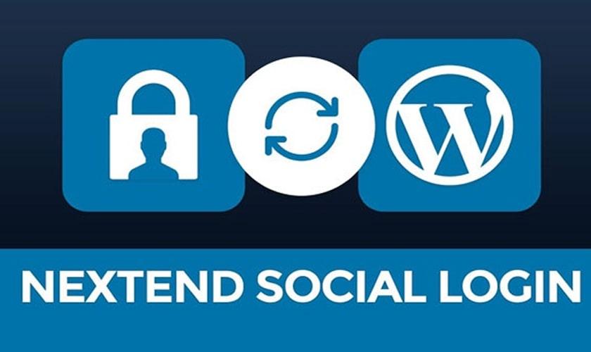 افزونه Nextend Social Login